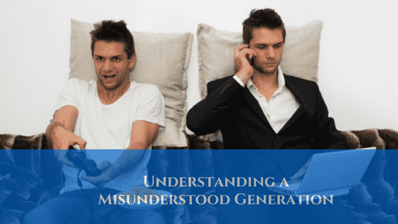 Gamer-mind: Understanding a misunderstood generation