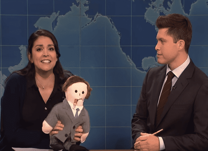 "SNL Tackles Sexual Harassment with ""Claire"" from HR"