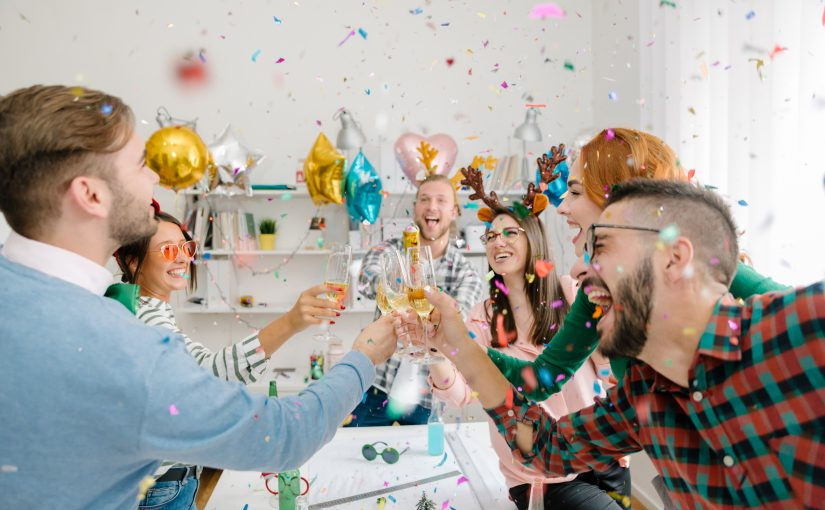 Holiday Parties: What's Fun And What's Considered Fiasco