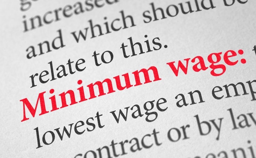Exempt Employee Pay Minimums To Increase In 2018 In Various States